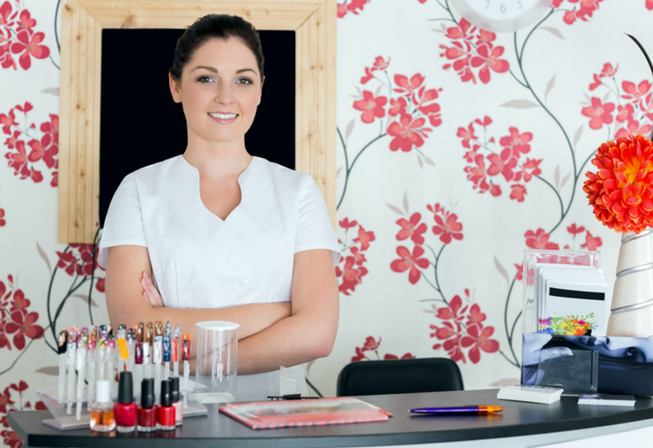 business beauty course